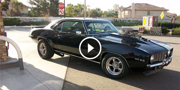 How About This Beauty 750 Hp Blown 1969 Pro Street