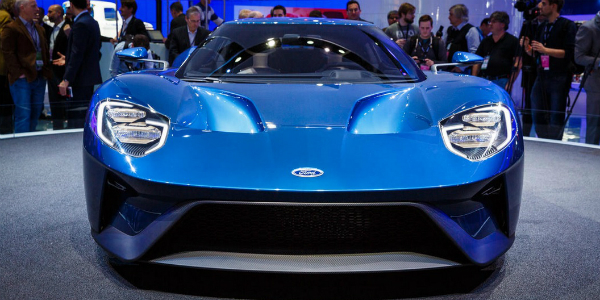 2016 FORD GT Revealed @ Detroit Motor Show! This Is The Model We Have All Been Waiting For! 1