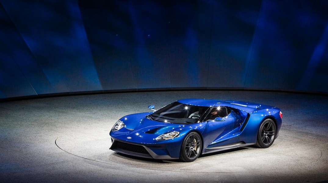 To Read More About The Ford Gt  Click Here
