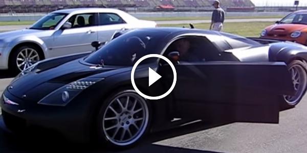 srt track experience Chrysler ME 4-12 test drive