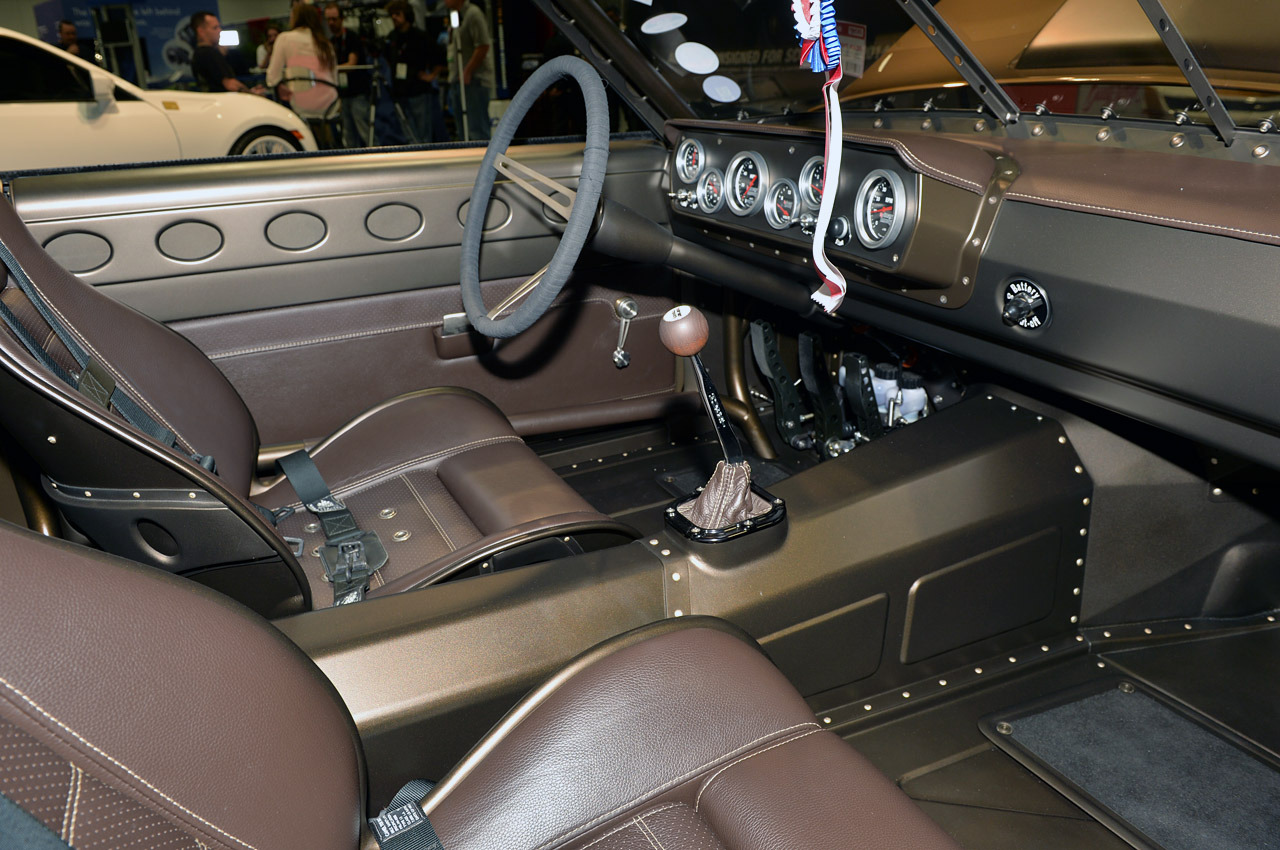 this awesome 1969 ford torino talladega will be driven by vin diesel in fast furious 7 2 - Ford Torino 2015 Interior