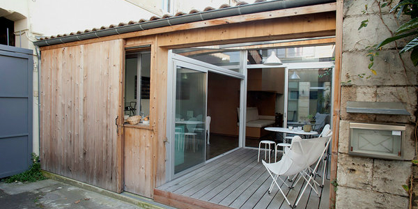This Man Has Transformed His Garage Into A Beautiful 2-Storey Apartment!!