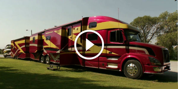 Worlds Most Expensive Rv >> Inside The Biggest Rv In The World Pictures to Pin on ...