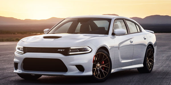 2015 Dodge Charger SRT Hellcat High Speed Testing 1
