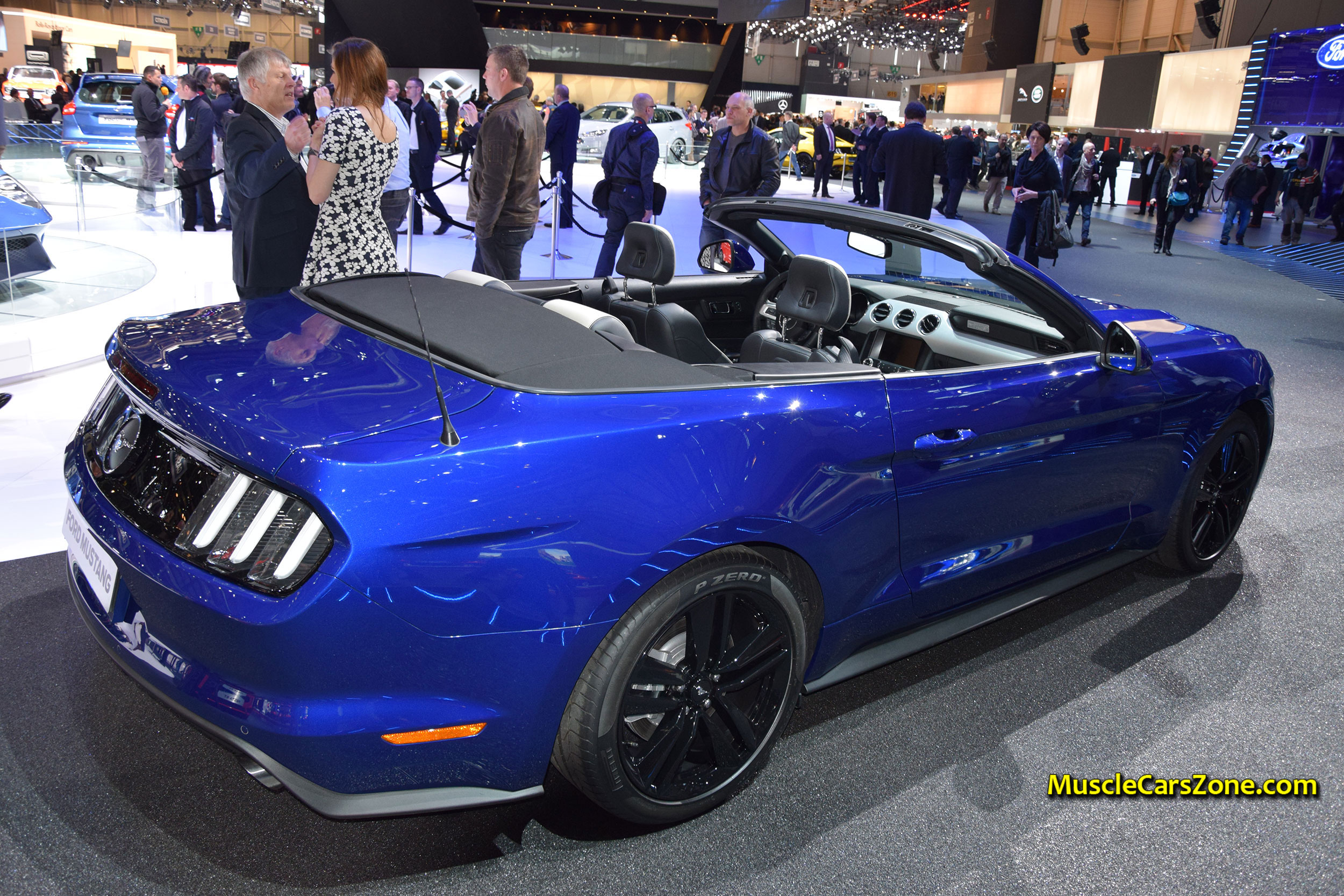 Which Cars Have DEBUTED @ 2015 GENEVA SHOW (5-15 MARCH