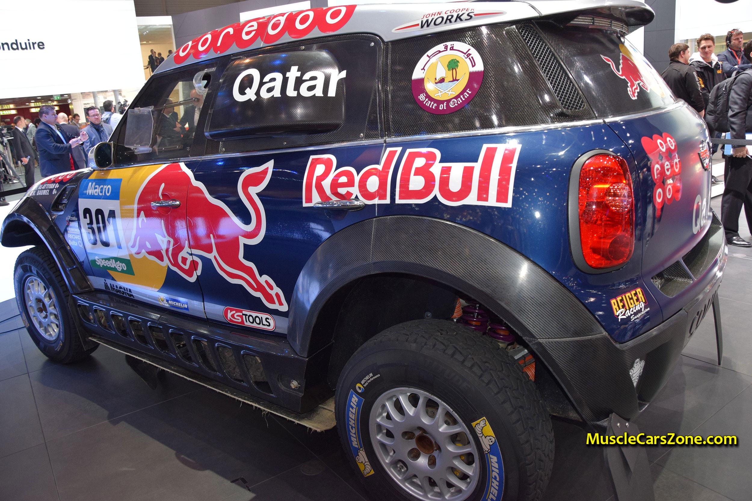2015-MINI-Rally-Car-Dakar-Rally-01-2015-Geneva-Motor-Show - Muscle ...