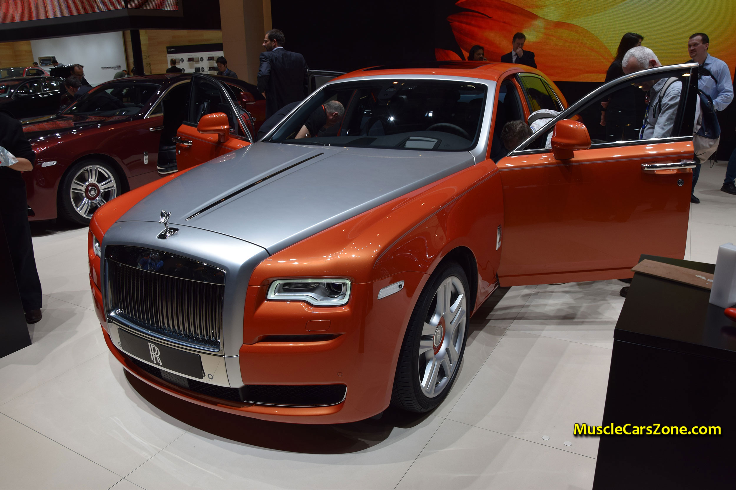 2015-Rolls-Royce-Ghost-Orange-02-2015-Geneva-Motor-Show