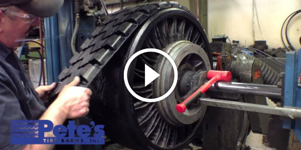 Airless Car Tires >> FUTURE IS NOW - Tweel Tires! This Is How The TWEEL Airless Skid STEER TIRES Are MADE! AMAZING ...