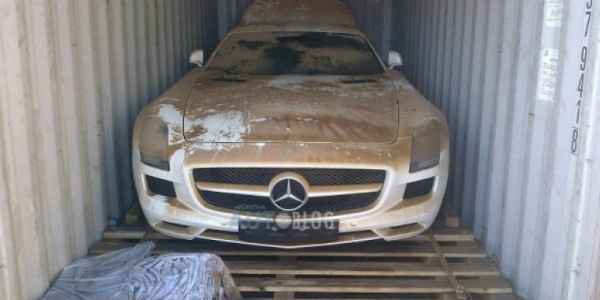 He Ordered A 571 HP MERCEDES Worth Over $220000 And He NEVER GOT IT!!! SEE WHY!