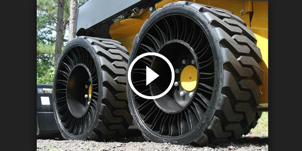 Michelin S Tweel Tires