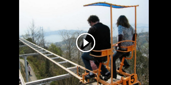 World S Most Dangerous Rollercoaster Is Slow Rather Than