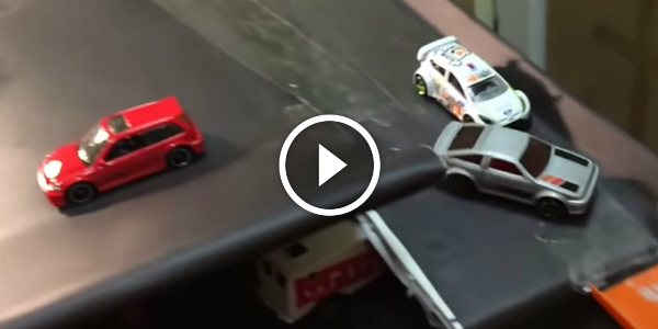 This Hot Wheels Drifting Will Make You Search For Your Childhood