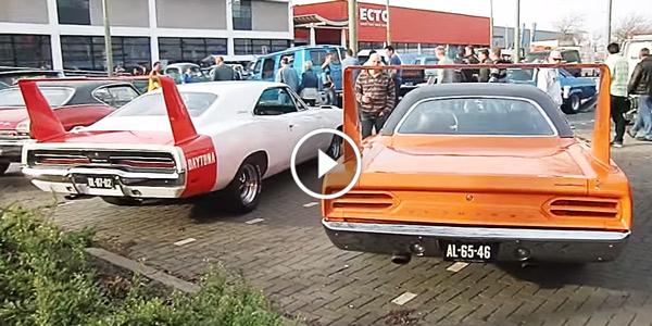 1969 Dodge Charger Daytona & 1970 Plymouth Road Runner Superbird