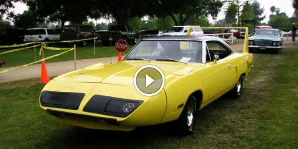 1970 Plymouth Superbird Pure Speed Automotive Photography