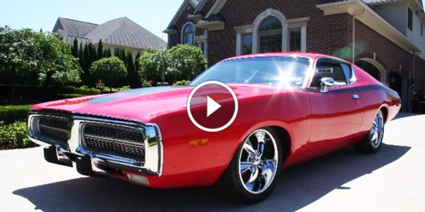 This 1972 Dodge Charger 440 With Fuse Rims Muscle Cars Zone