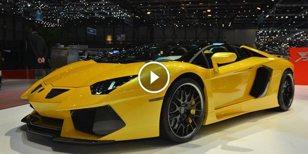 2015 Hamann Limited Lamborghini Aventador Roadster