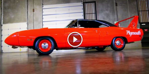 Muscle Car Of The Week Video 1970 PLYMOUTH ROAD RUNNER SUPERBIRD