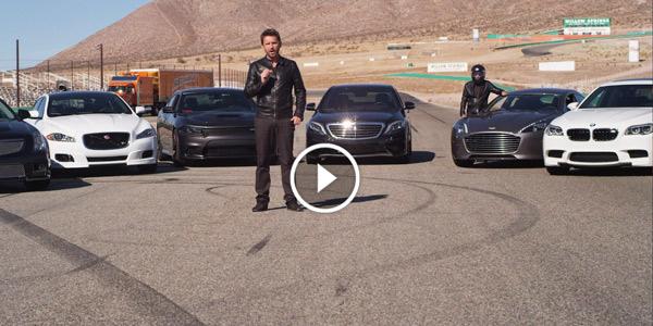 Fastest Sedans 2015