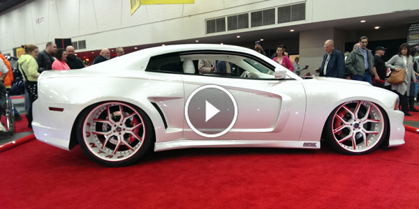 2 Door Charger Hellcat >> Is This The Best Car At 2015 Detroit Autorama 2013 Dodge Charger
