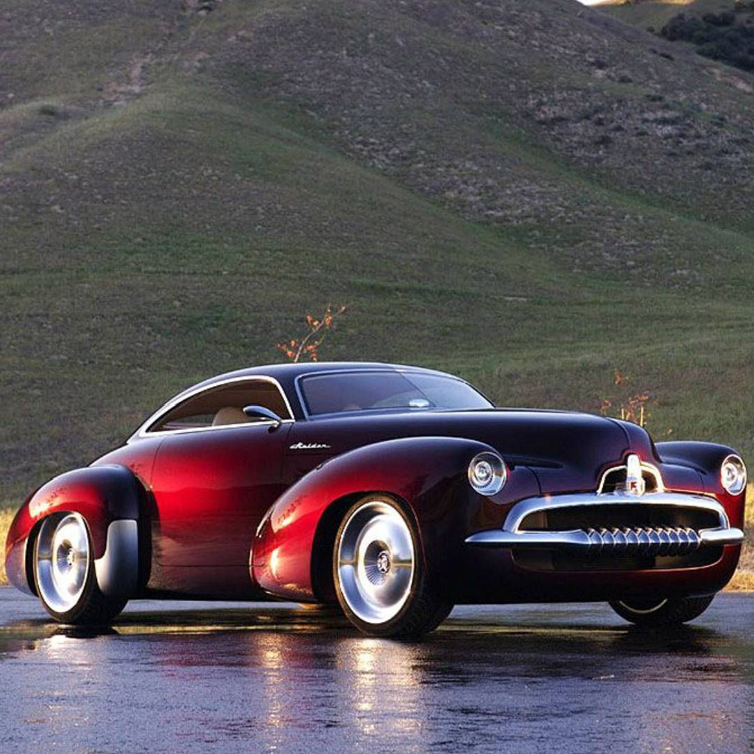 The Holden Efijy Concept Car Is One Of The Greatesthellip