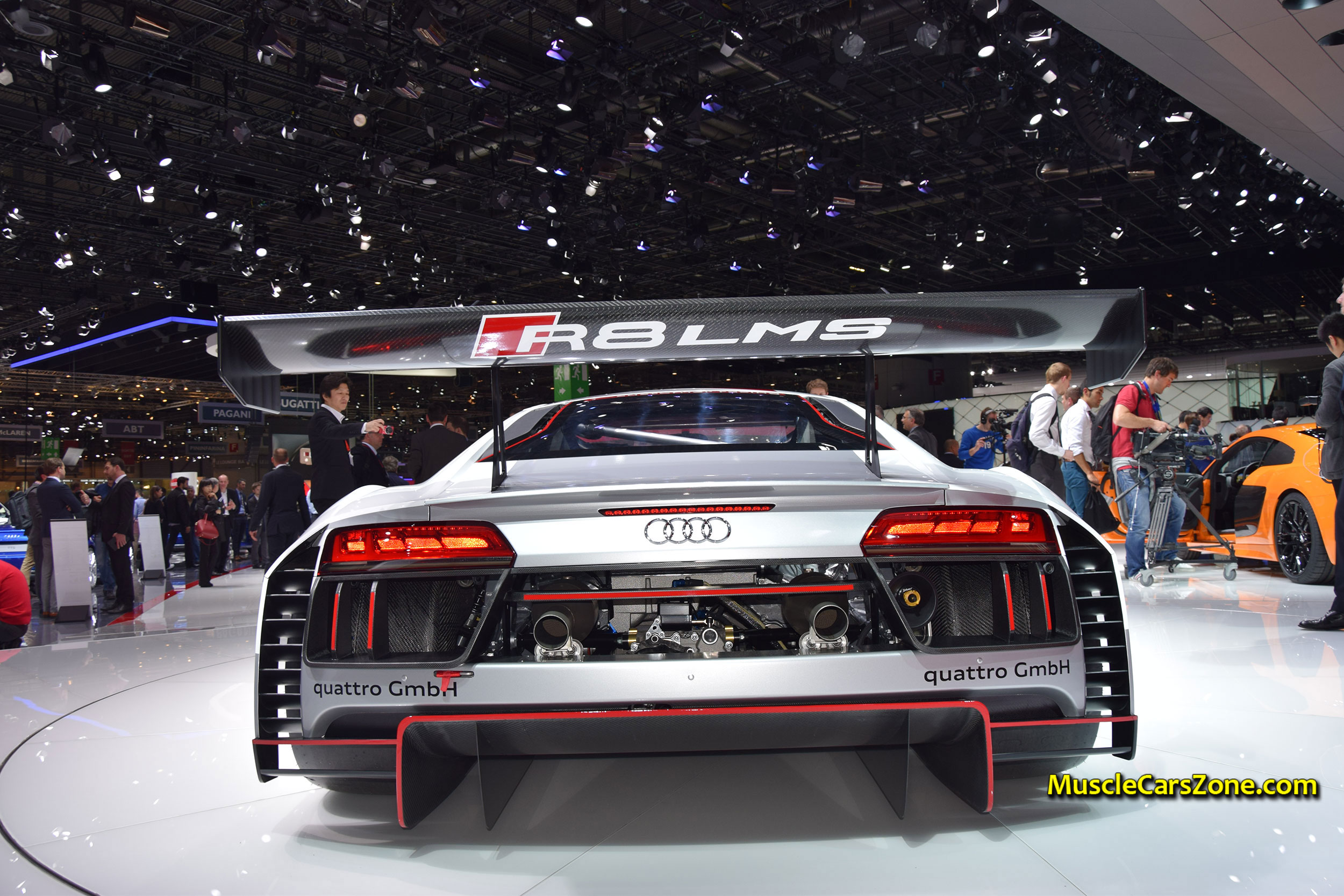 Which Cars Have Debuted Geneva Show March Plus