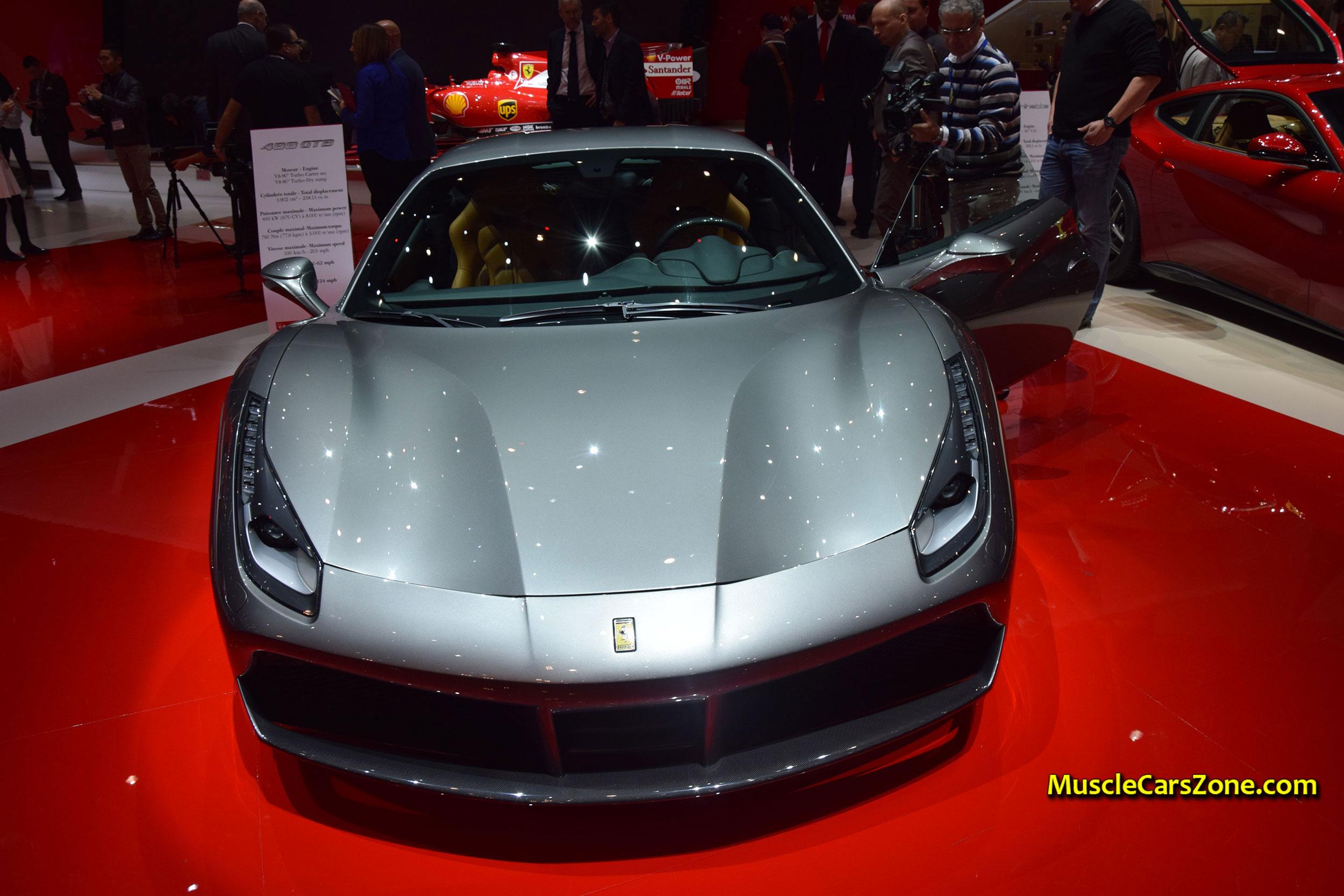 2015-Ferrari-488-GTB-Silver-02---2015-Geneva-Motor-Show-