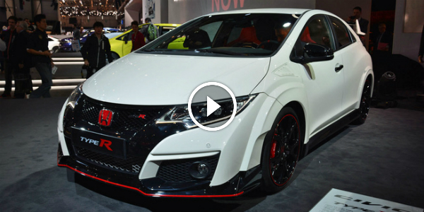 HONDA CIVIC Type R 2015 geneva
