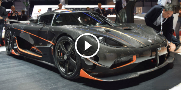 2015 Koenigsegg New AGERA RS