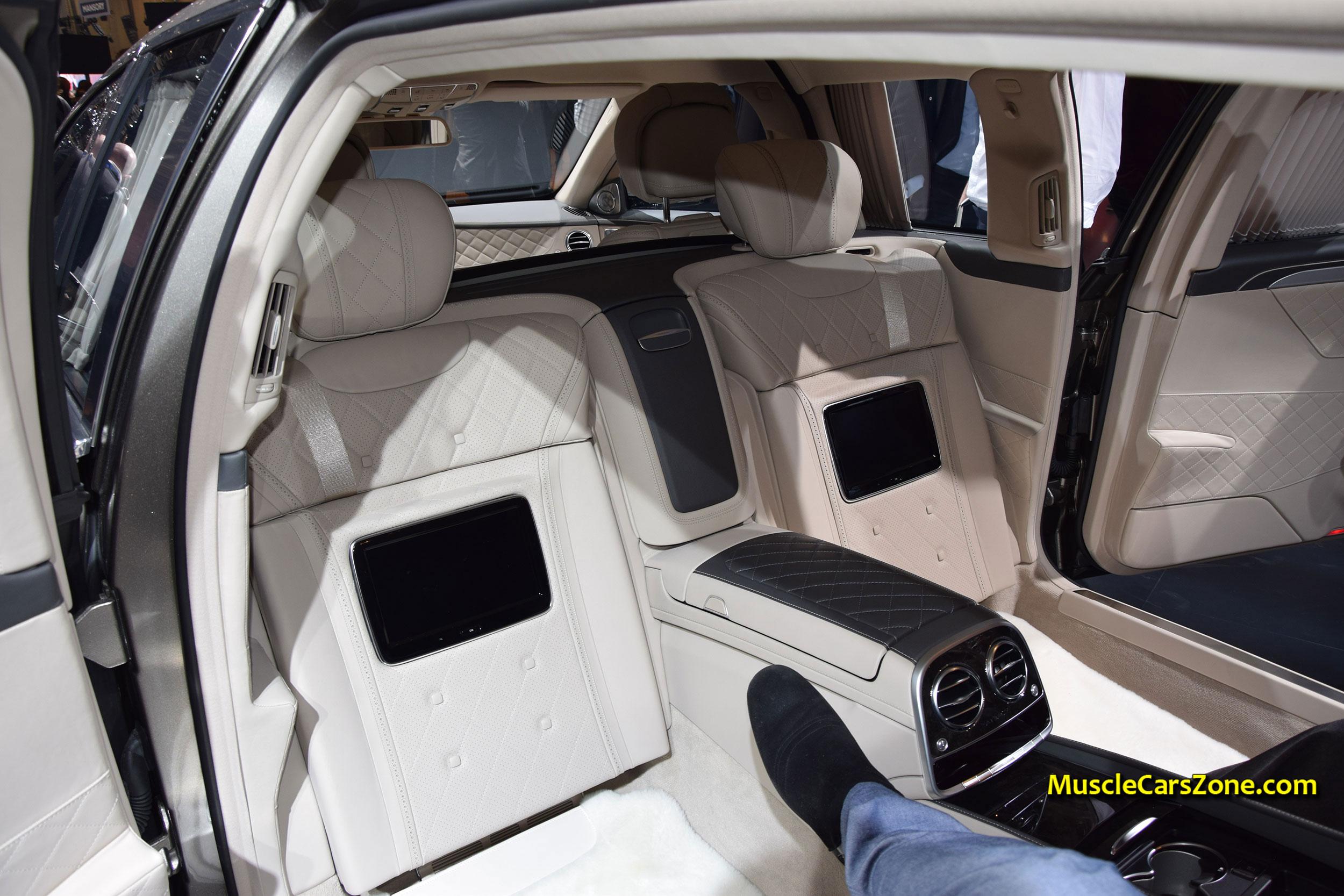maybach interior 2015. 2015mercedesmaybachs600pullmaninterior042015genevamotorshow muscle cars zone maybach interior 2015