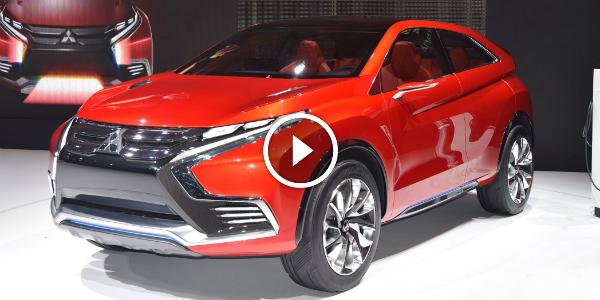 2015 Mitsubishi XR PHEV II