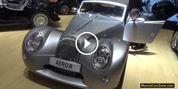 2015 morgan aero 8 3 wheeler