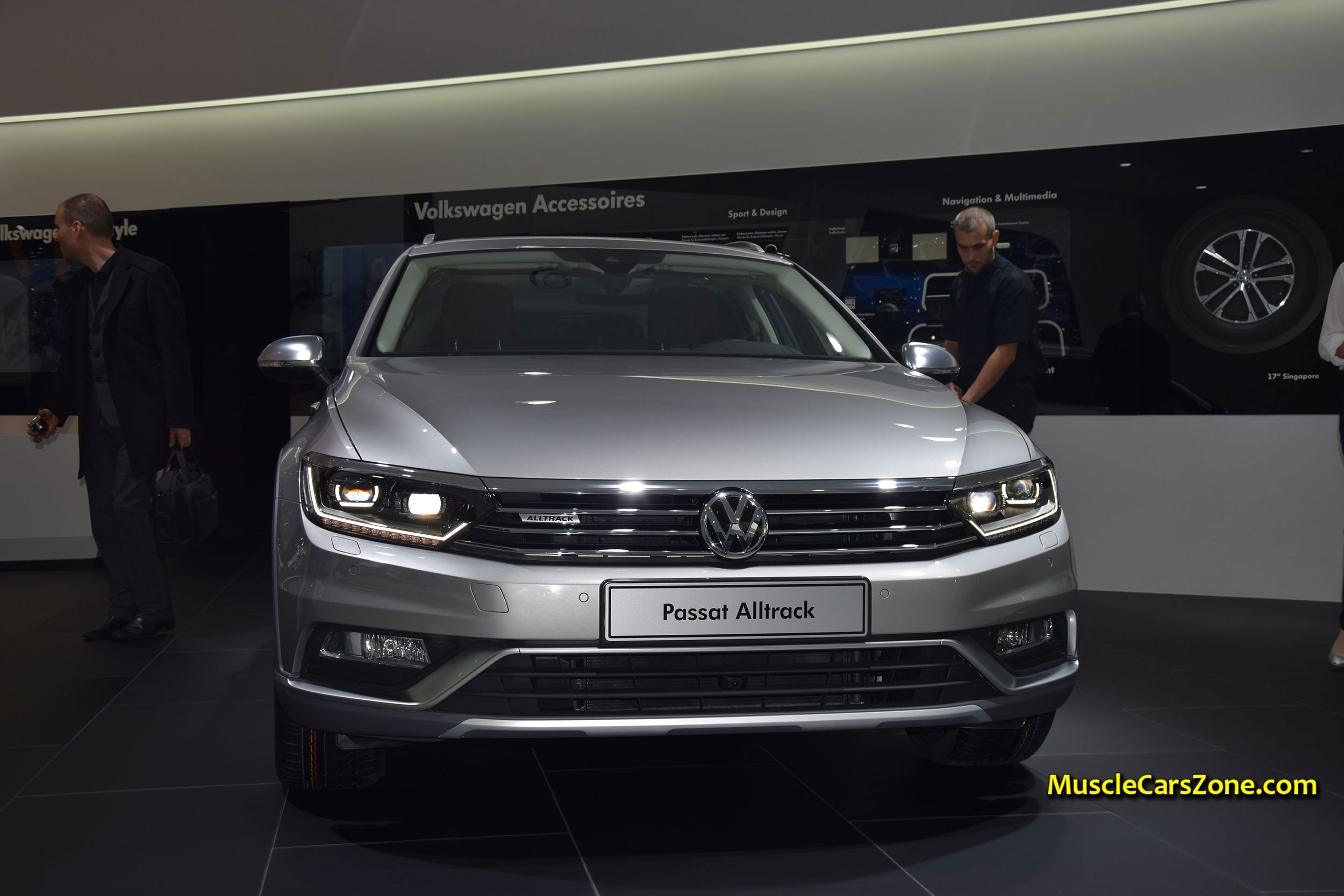 exclusive video photos 2015 vw passat alltrack revealed geneva motor show see it first. Black Bedroom Furniture Sets. Home Design Ideas
