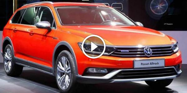 2015 VW PASSAT ALLTRACK