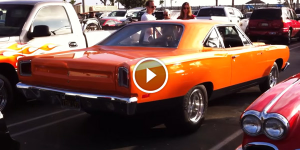 1969 Plymouth Road Runner Rumble Mopar