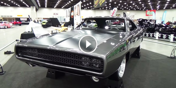 70 Dodge Charger Charged Miranda Built Detroit Autorama 2015