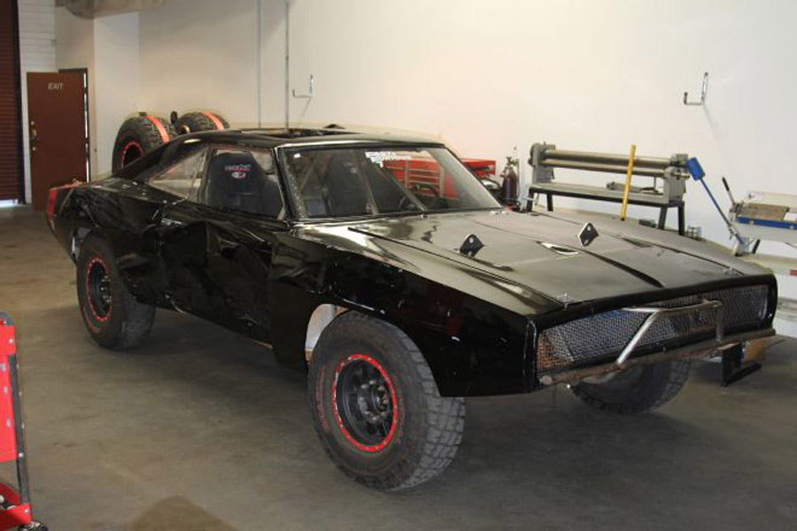 Awesome Off Road Dodge Charger From Furious This Thing Eats