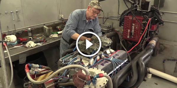 HOMEBUILT FORD V12 Shakes Down The DYNO - 697 HP & 576 lbft of Torque!!! After Watching You Will Get TIRED Of V8!!! 33