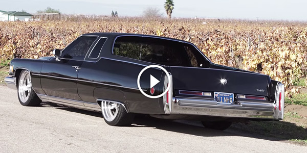 Check Out This VERY RARE CADILLAC