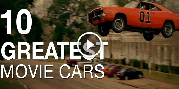 10 MOST POPULAR MOVIE CARS Of ALL TIME! Can You Guess Them Without Watching The Video 21