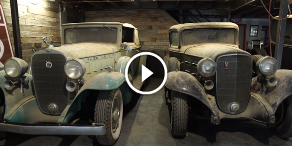 barn find cars INCREDIBLE TEXAS BARN FIND! 5 PRE-WAR Cars Worth More Than $700000 Are Finally DISCOVERED! MUST SEE! 31