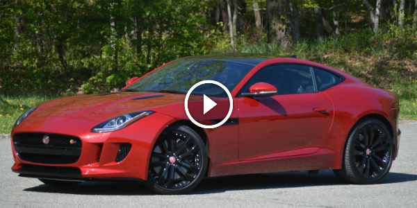 Quick Spin With The 2016 Jaguar F-Type S Coupe 121