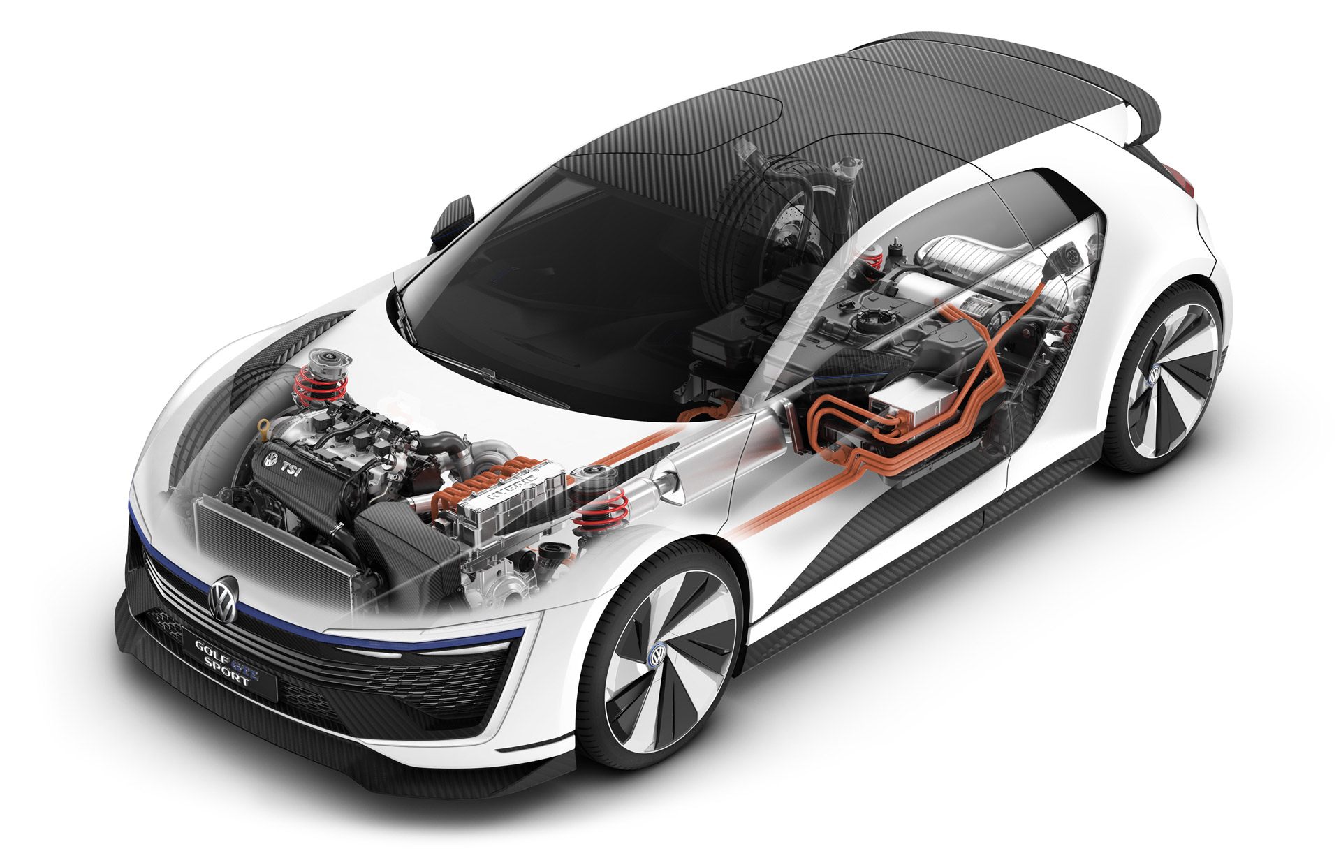 Successor Of VW Golf GTI Will Have 300HP 10