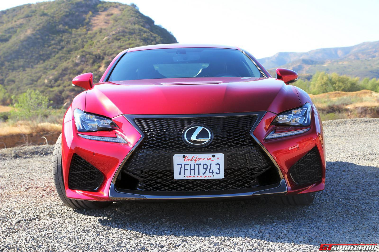The All-NEW 2016 LEXUS RC F Is Here! Read The EXCLUSIVE Review Of This AGGRESSIVE BEAST! 12