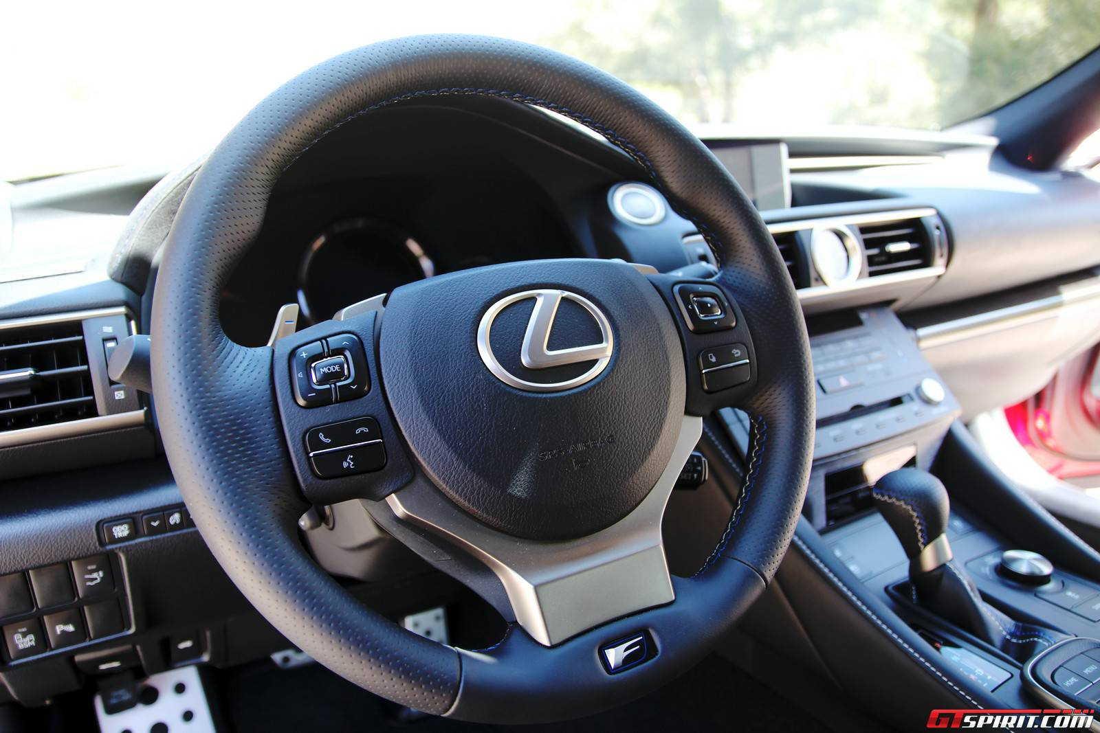 The All-NEW 2016 LEXUS RC F Is Here! Read The EXCLUSIVE Review Of This AGGRESSIVE BEAST! 7