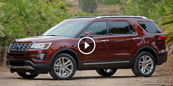 Who's In For The FIRST Drive With The 2016 Ford EXPLORER! Very IMPRESSIVE! Check It Out! 1