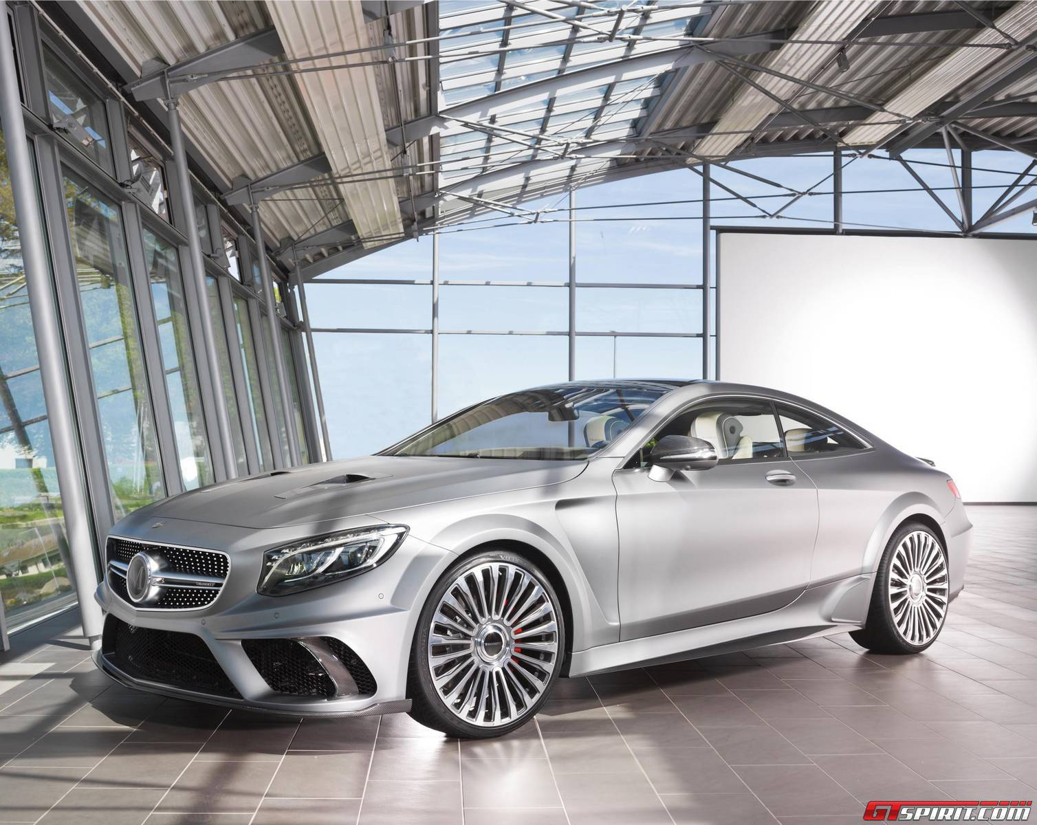 mansory mercedes benz s class coupe 002