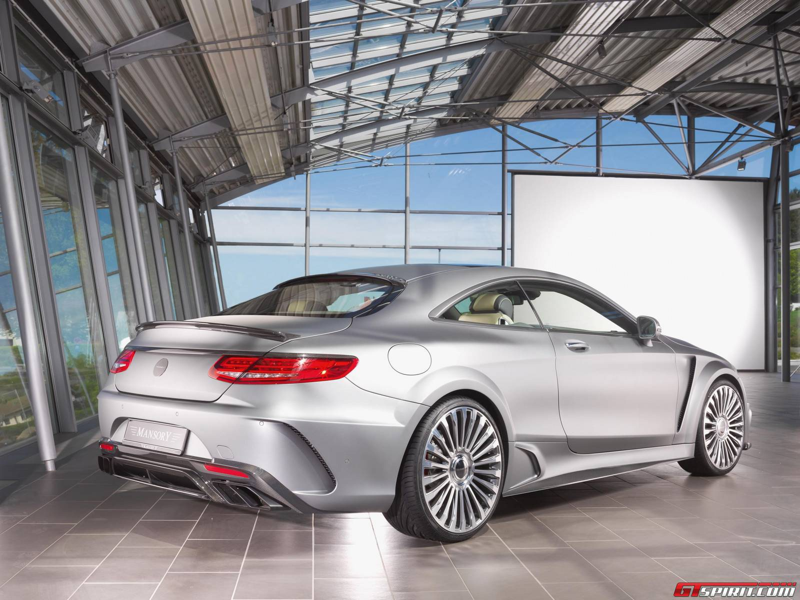 mansory mercedes benz s class coupe 005