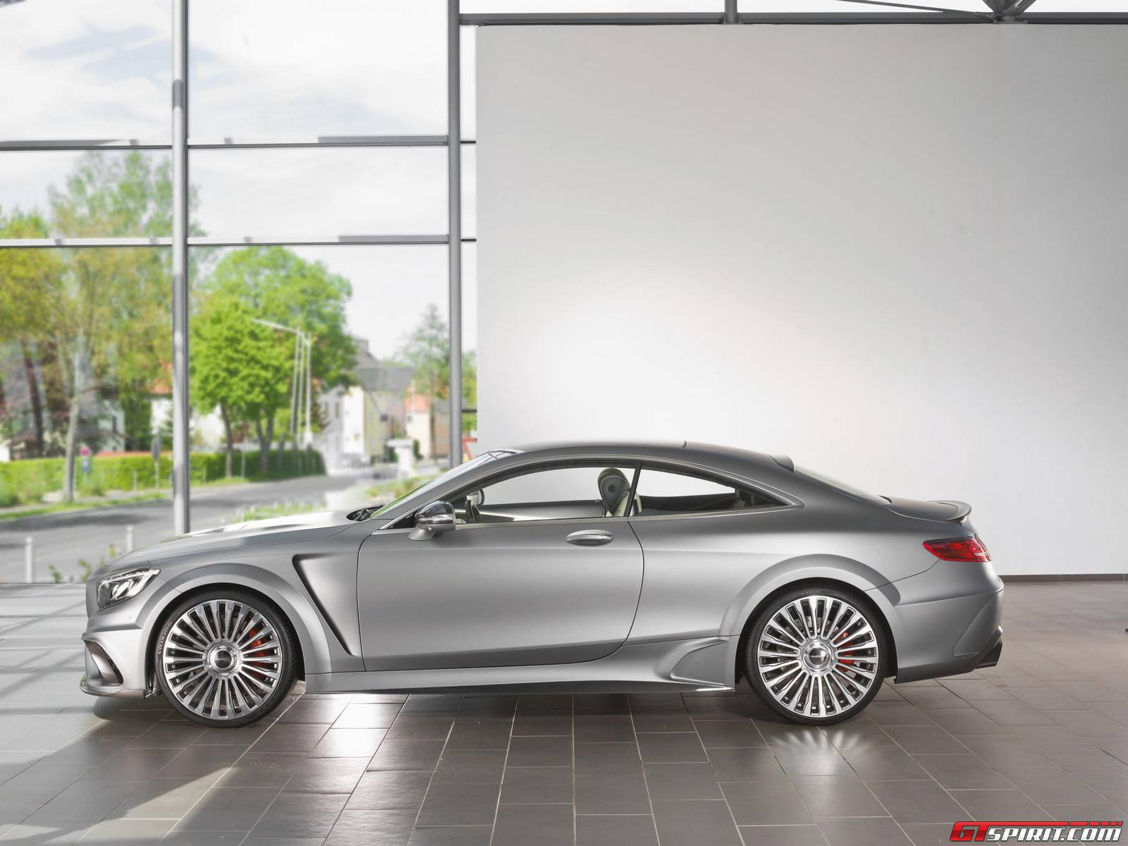 mansory mercedes benz s class coupe 006