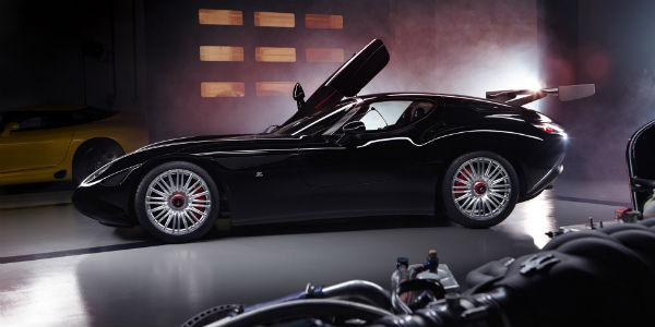 Maserati Mostro powered by maserati 2015 concorso deleganza villa deste cover