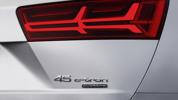 2015 FRANKFURT MOTOR SHOW Will Host The ALL-ELECTRIC CUV Of AUDI 8